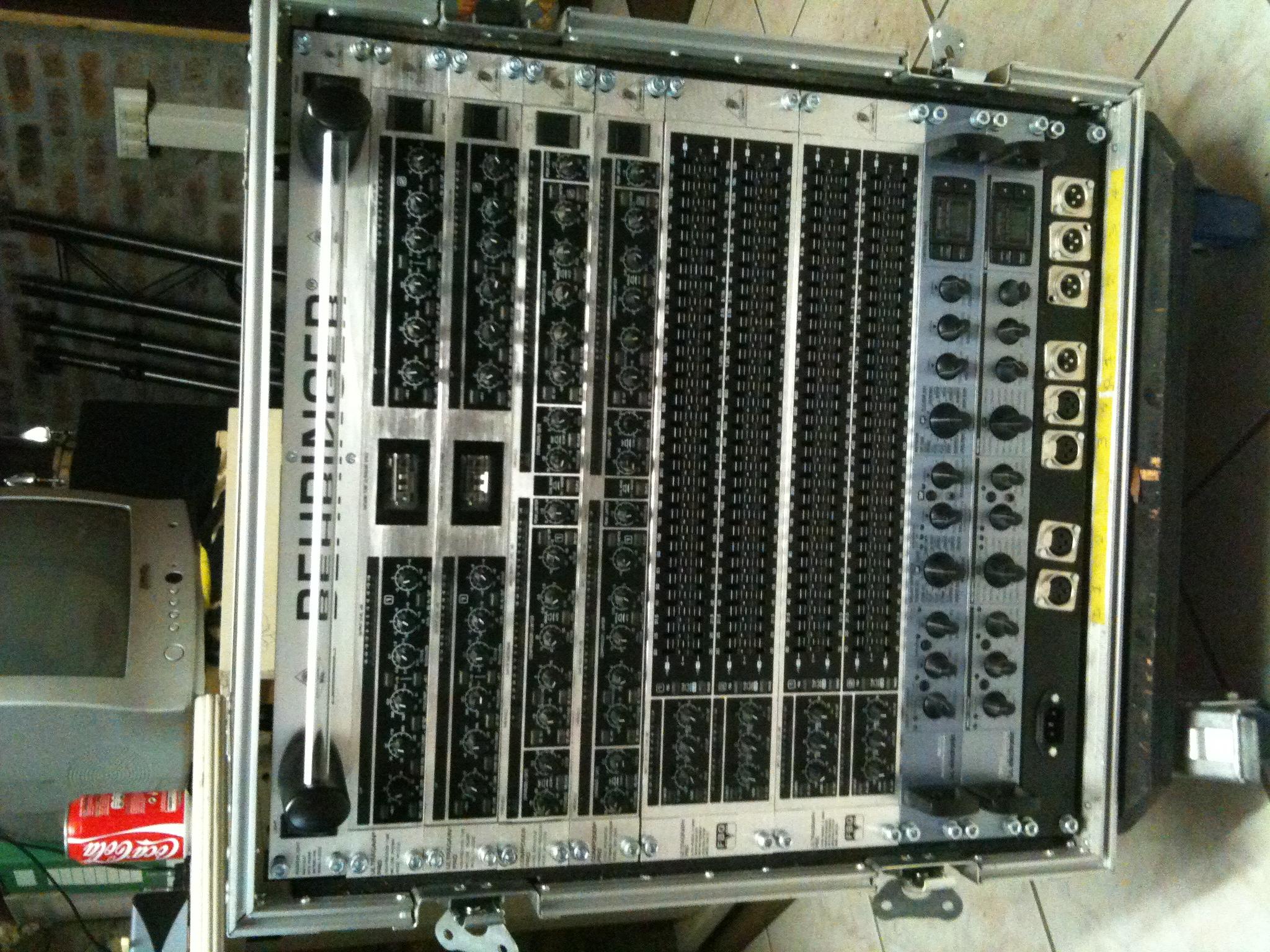 Behringer Autocom Mdx1200 Image 285769 Audiofanzine