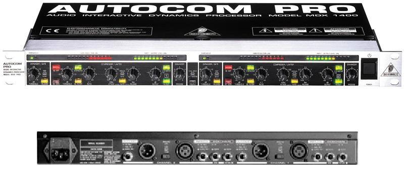 Behringer Autocom Pro MDX1400 image (#346936) - Audiofanzine
