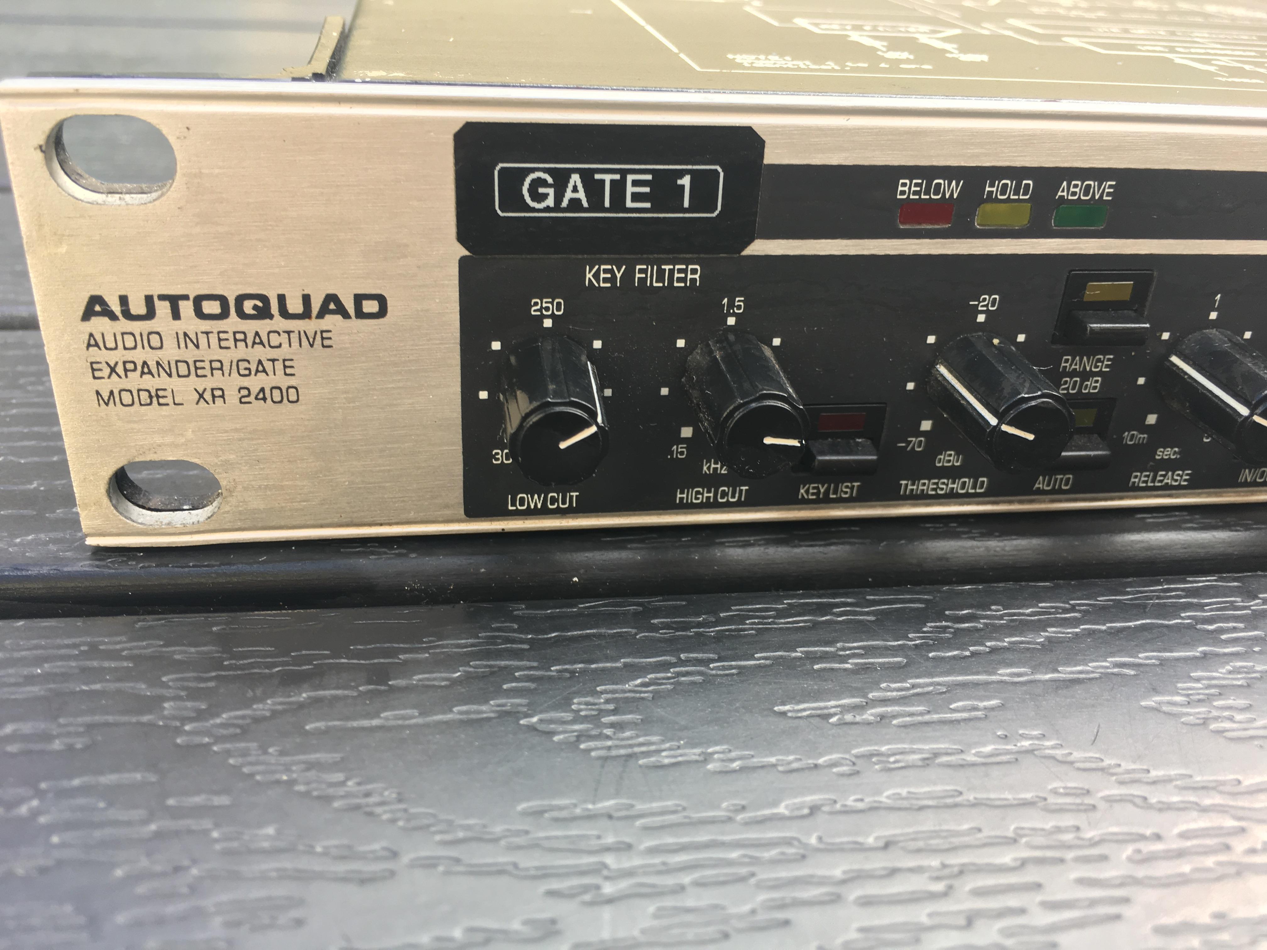 behringer autoquad xr2400 image 1996741 audiofanzine rh en audiofanzine com Behringer Mixer User Manuals Bass Behringer V-Amp Pro Manual
