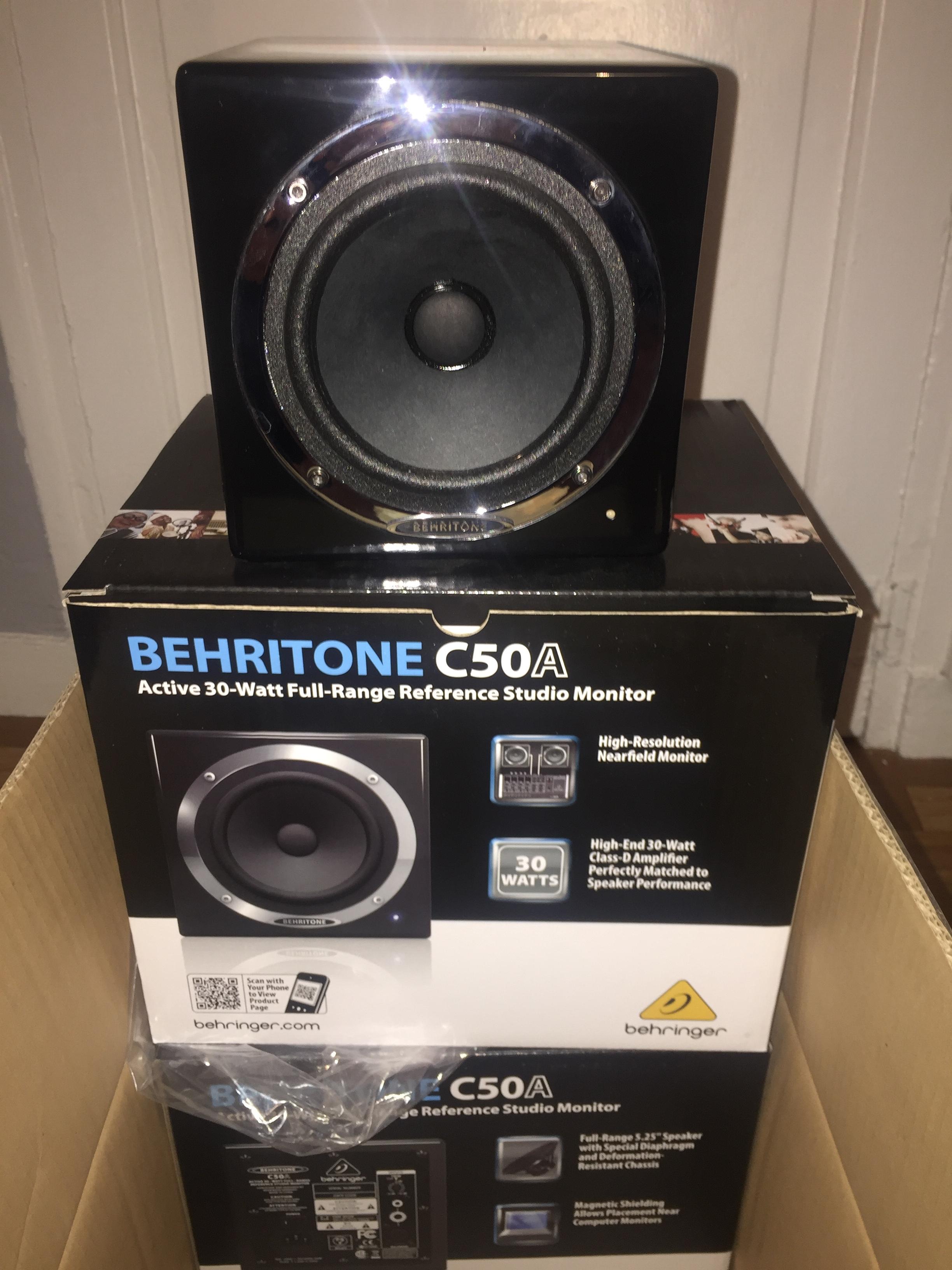 BEHRINGER BEHRITONE C50A