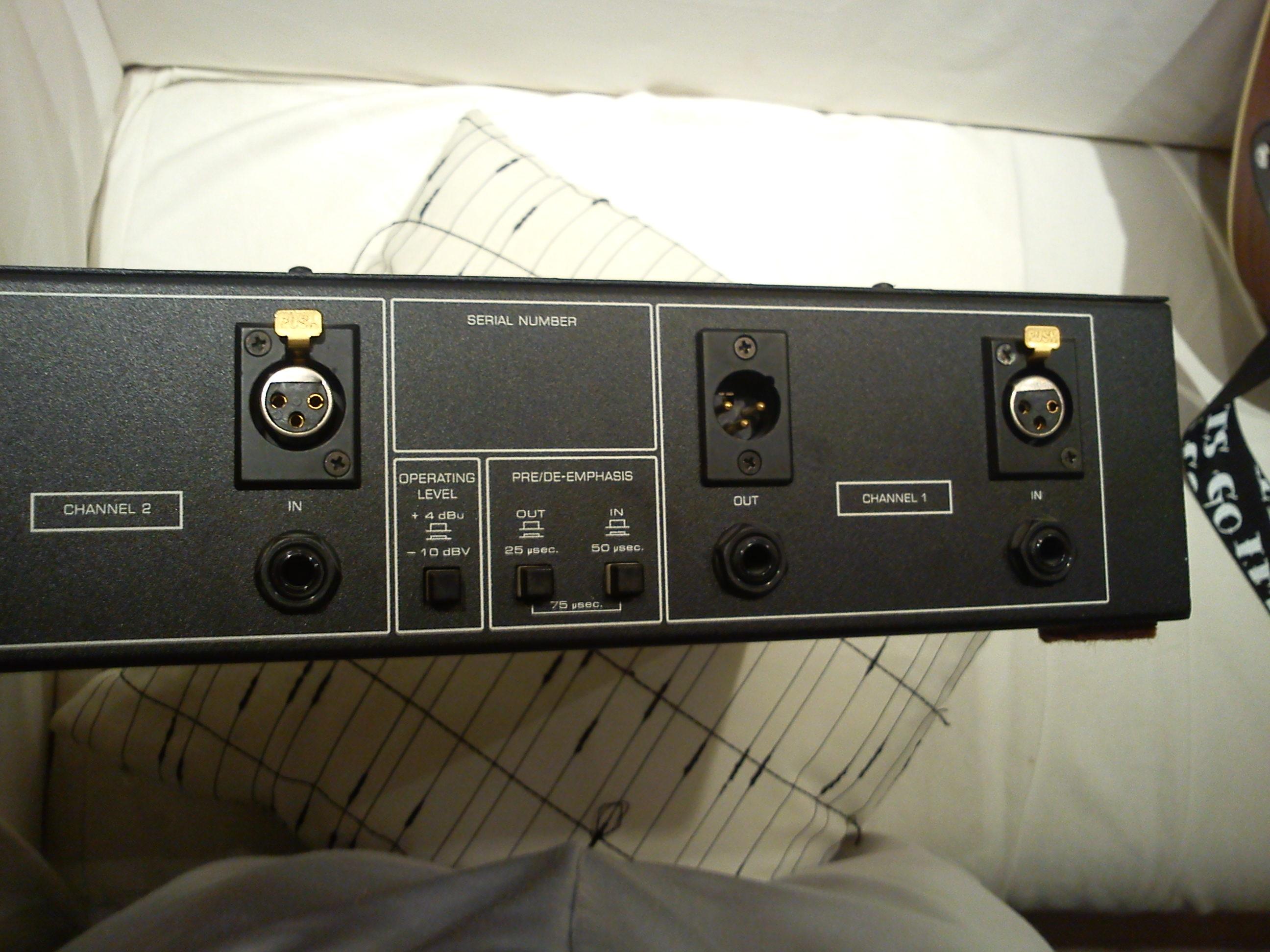 Behringer Combinator Mdx8000 Image 451845 Audiofanzine