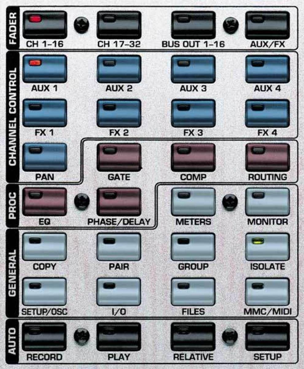Photo behringer ddx3216 behringer ddx3216 23832 22706 audiofanzine - Console numerique behringer ...
