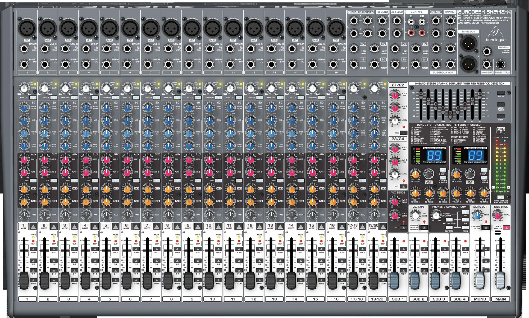 free online dj mixer
