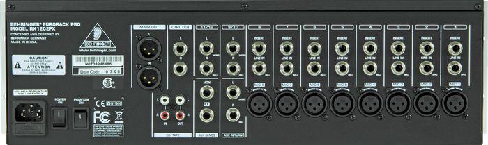 behringer eurorack pro rx1202fx image 867356 audiofanzine rh en audiofanzine com Behringer 1202FX Behringer Eurorack Pro