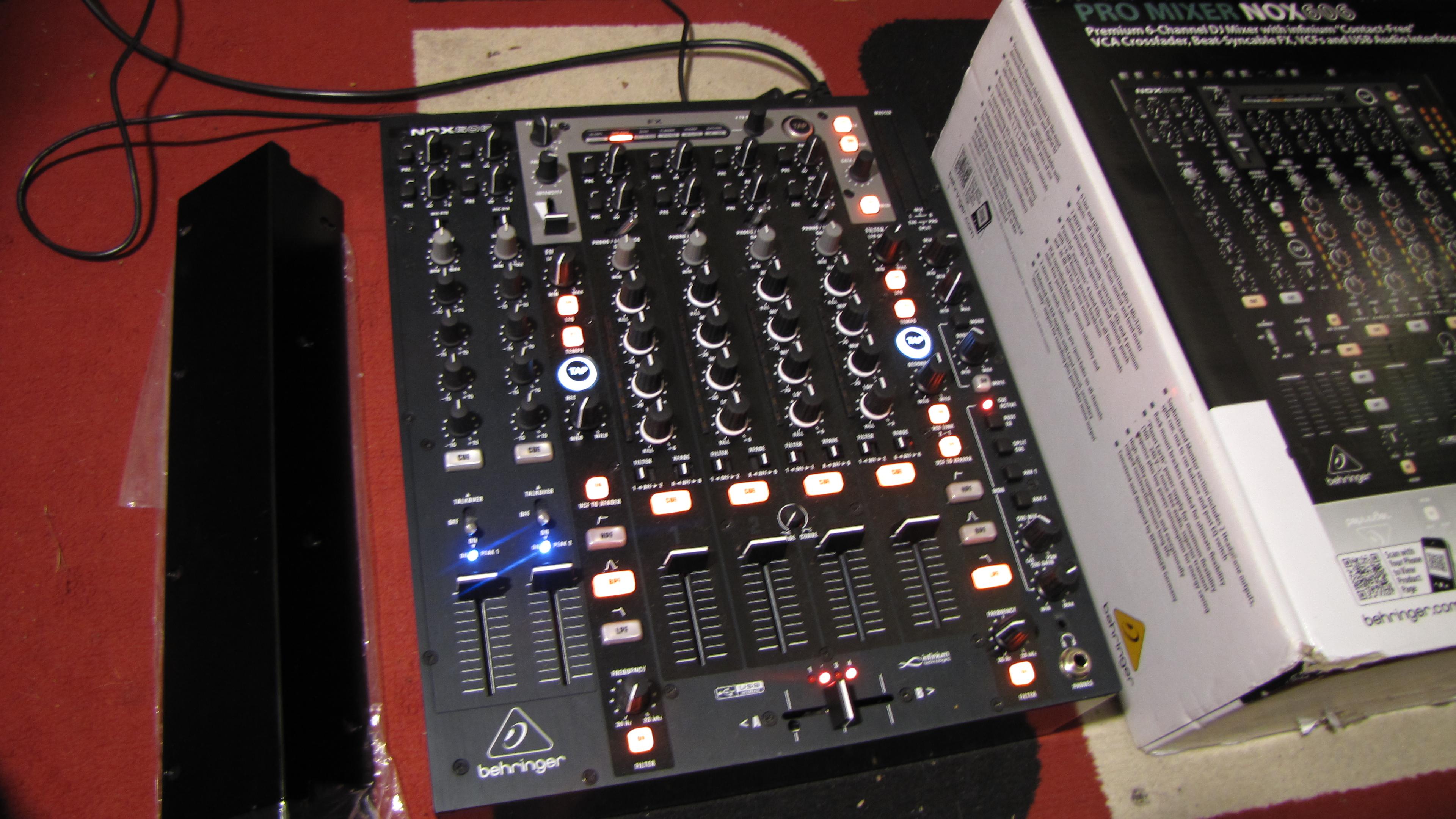 Behringer Nox606 Image 722516 Audiofanzine