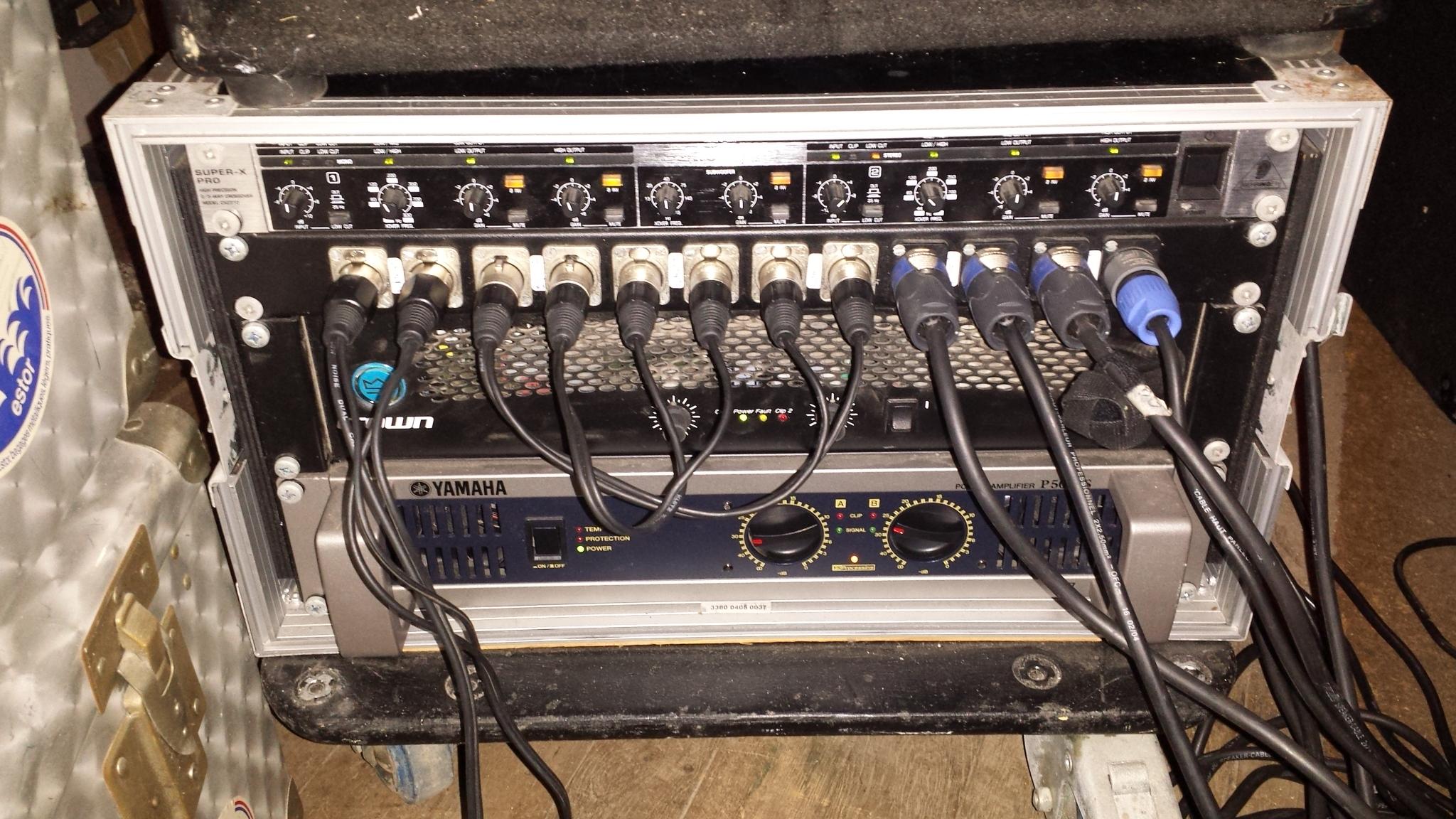 Behringer Super X Pro Cx2310 Image 1100045 Audiofanzine
