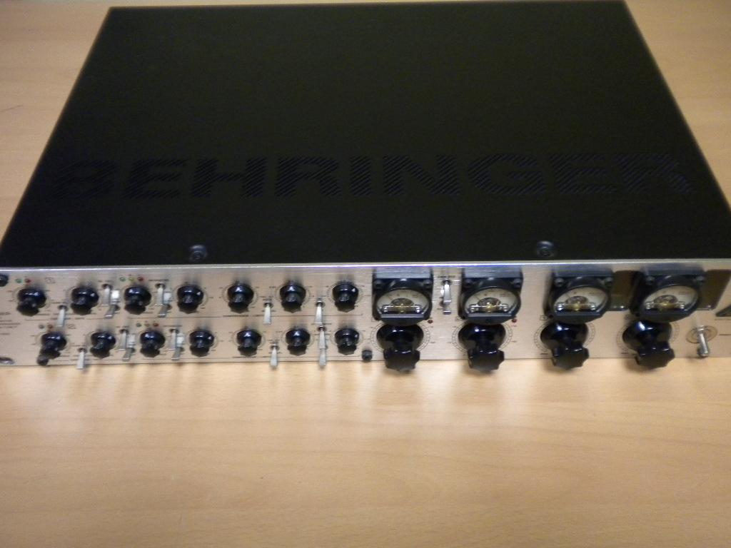 Behringer Tube Composer T1952 Image 178994 Audiofanzine