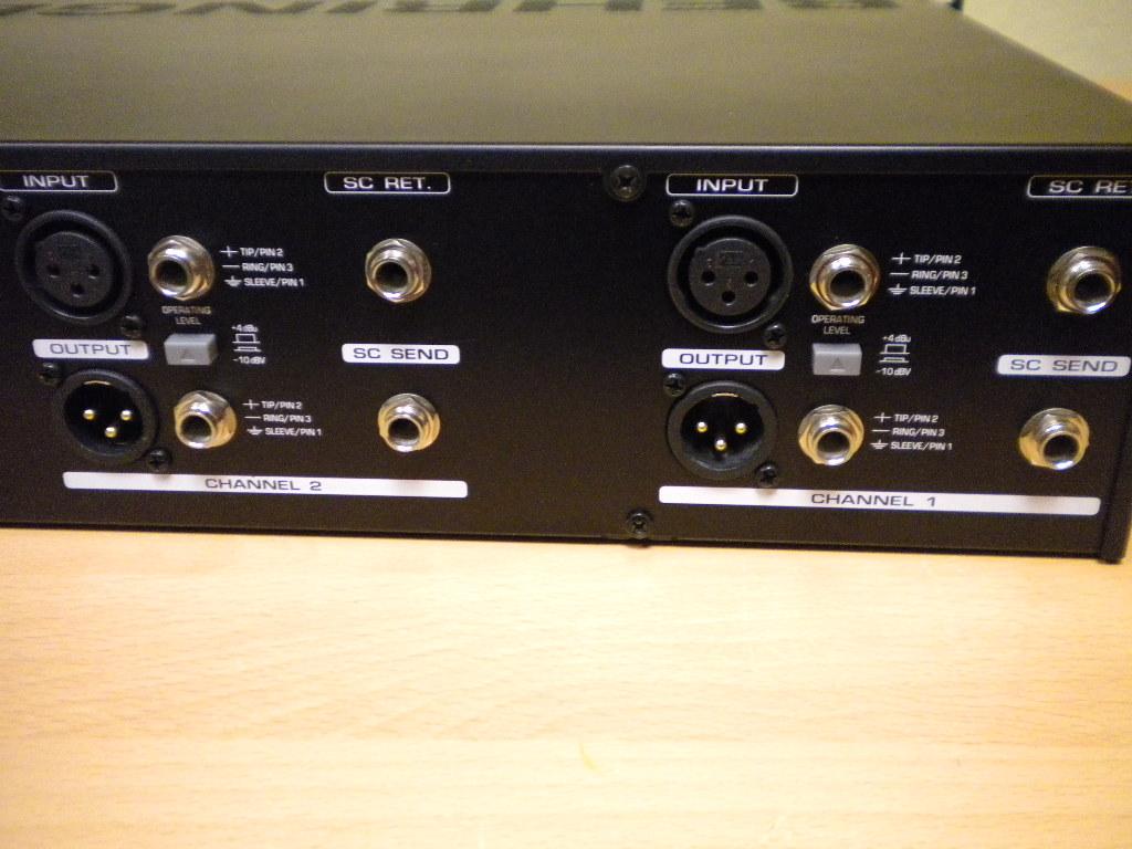 Behringer Tube Composer T1952 Image 178996 Audiofanzine