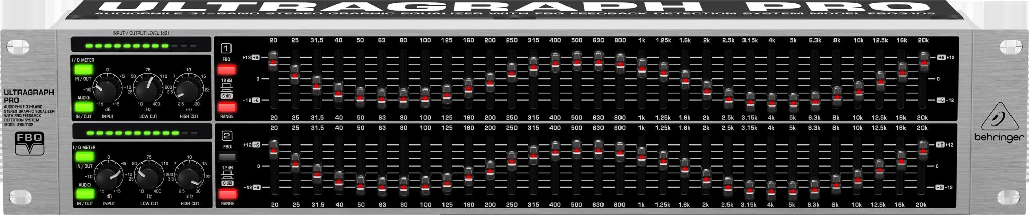 behringer ultragraph pro fbq3102 manual