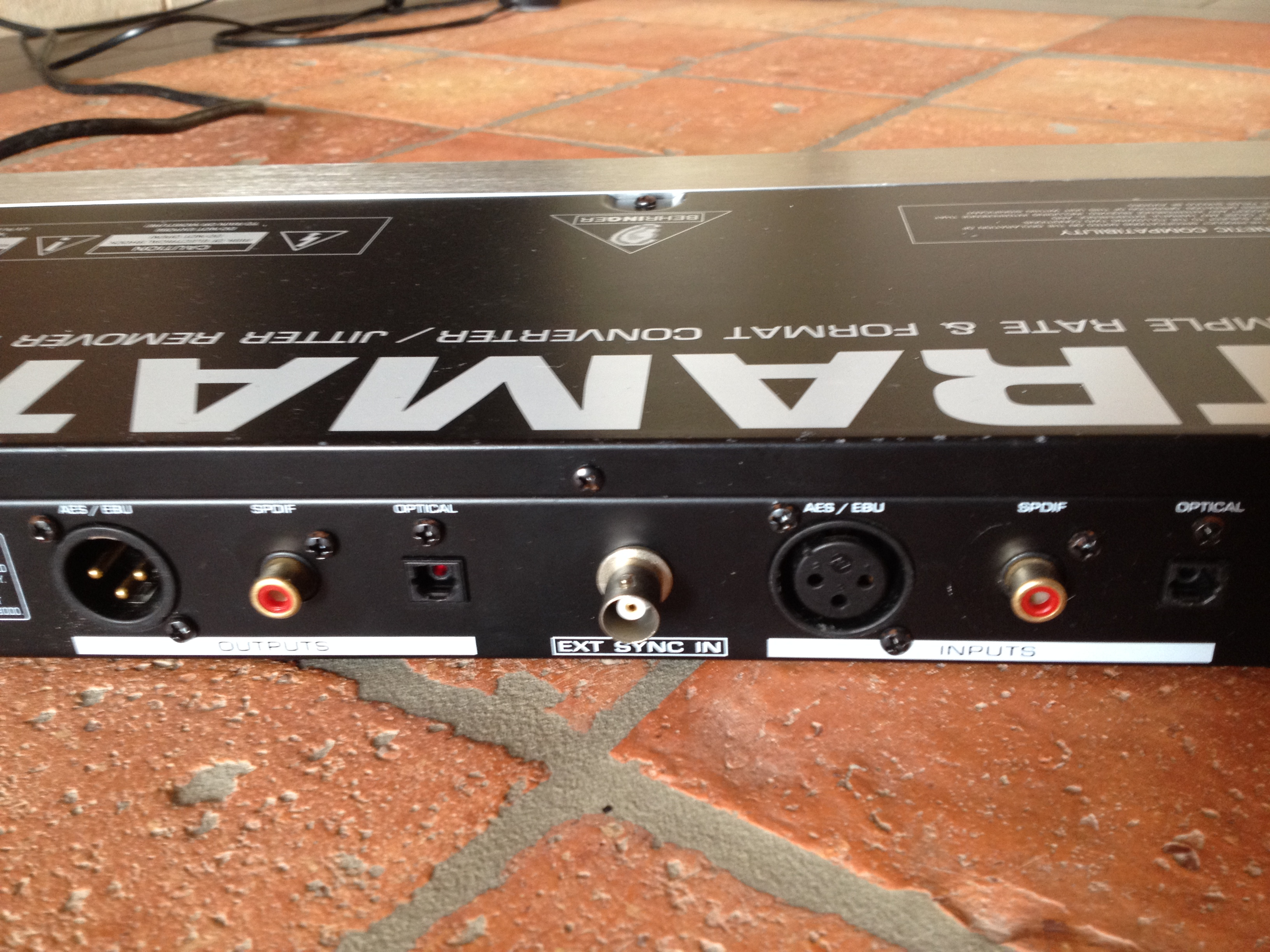 Ultramatch Pro Review Behringer Ultramatch Src
