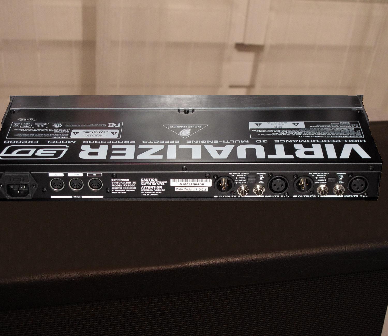 VIRTUALIZER 3D FX2000 High-Performance 3D Multi-Engine ...