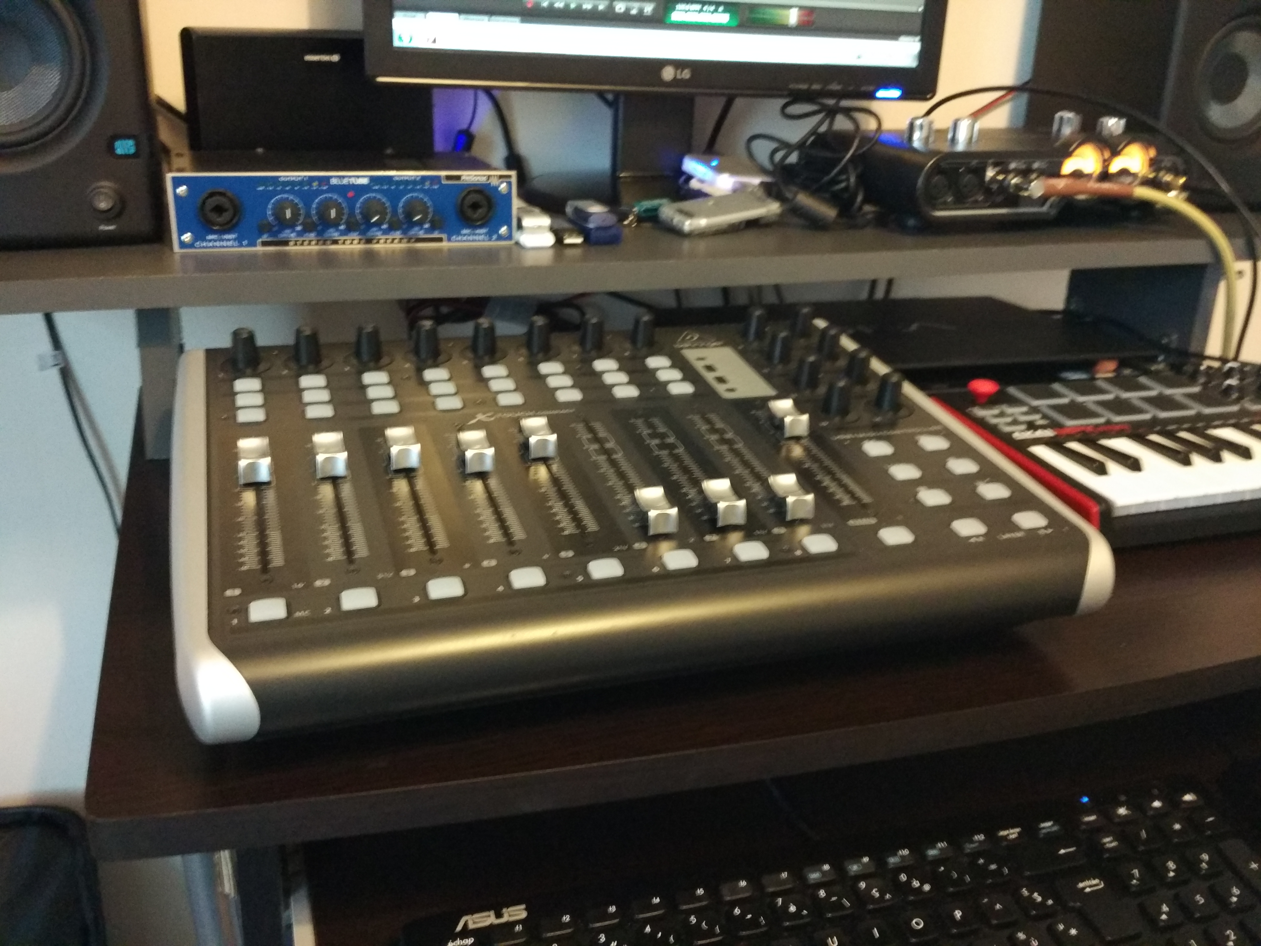behringer x-touch compact manual pdf
