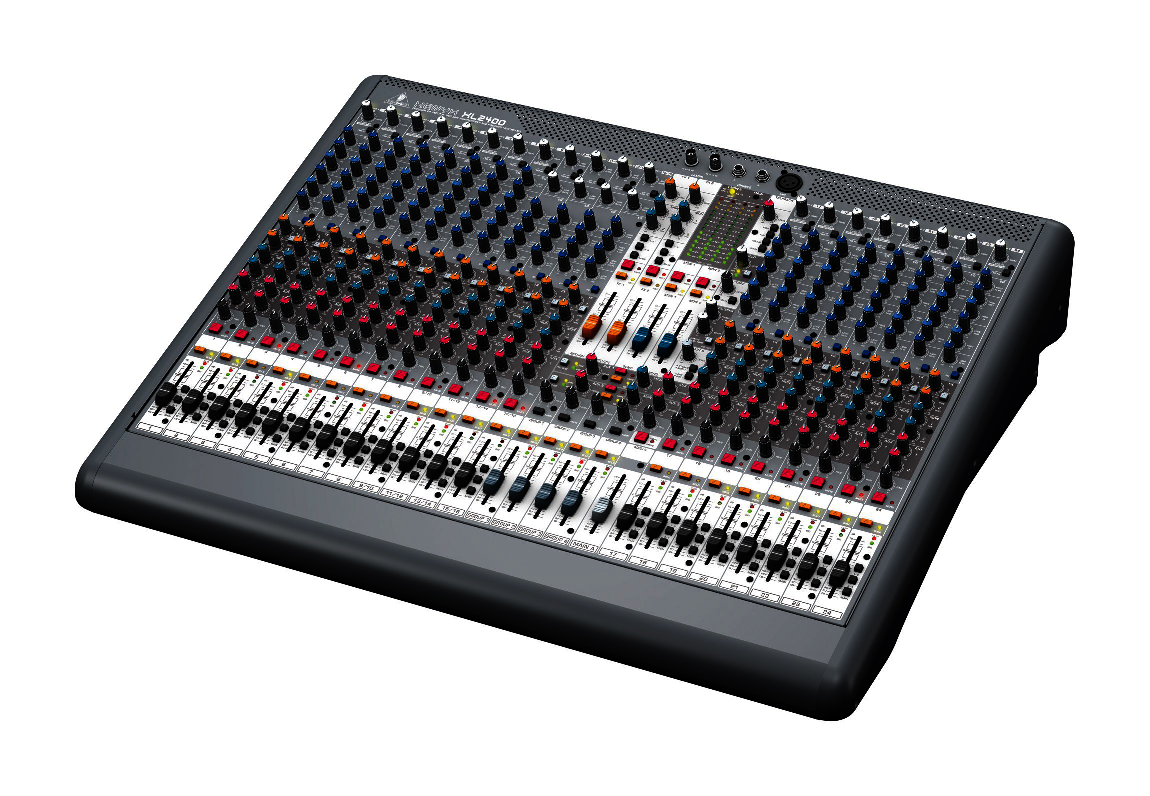 photo behringer xenyx xl2400 behringer table mixage xenys xl 2400 830598 audiofanzine. Black Bedroom Furniture Sets. Home Design Ideas