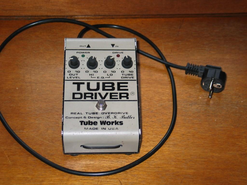 BK Butler Tube Driver image (#148270) - Audiofanzine