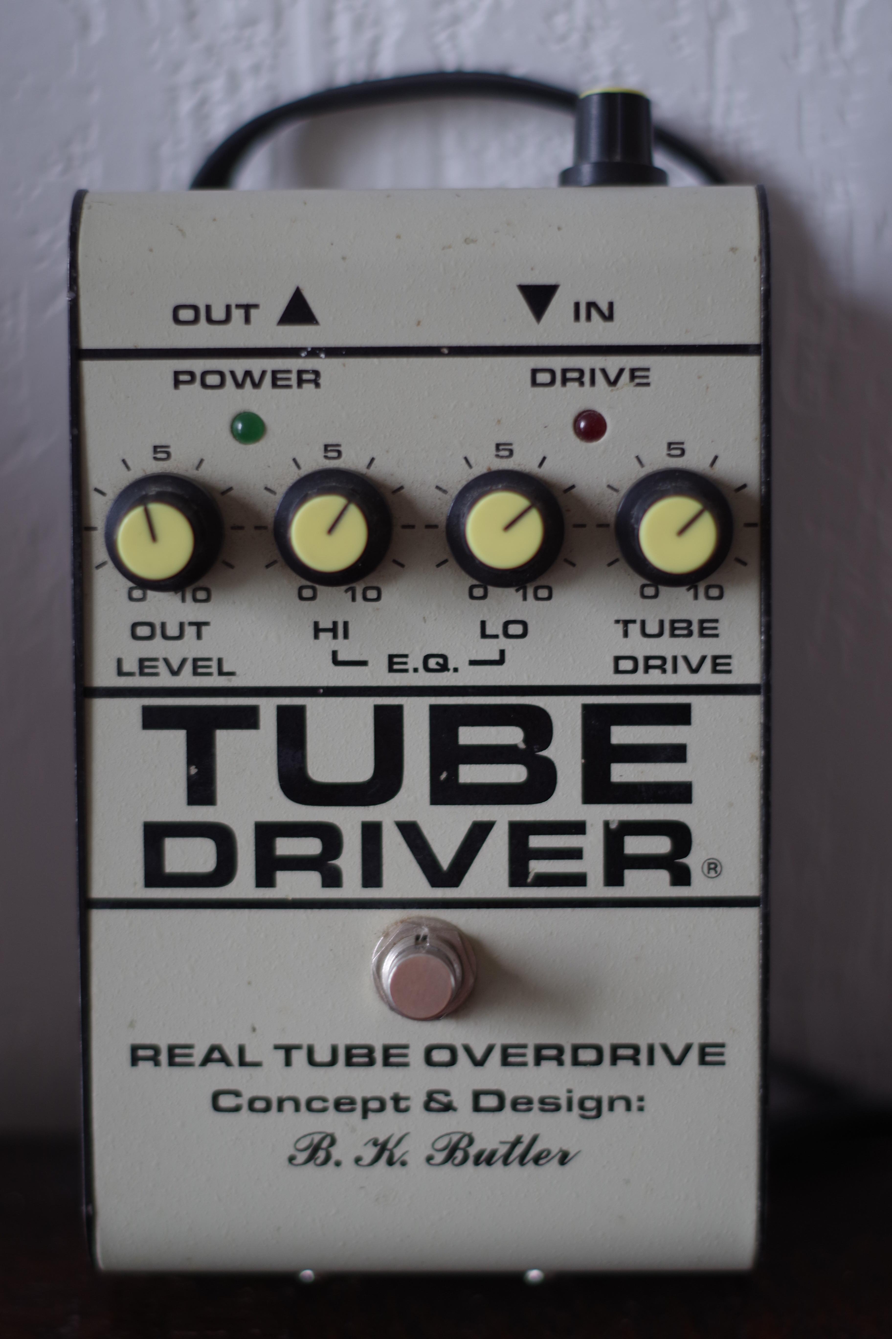 BK Butler Tube Driver image (#1531905) - Audiofanzine
