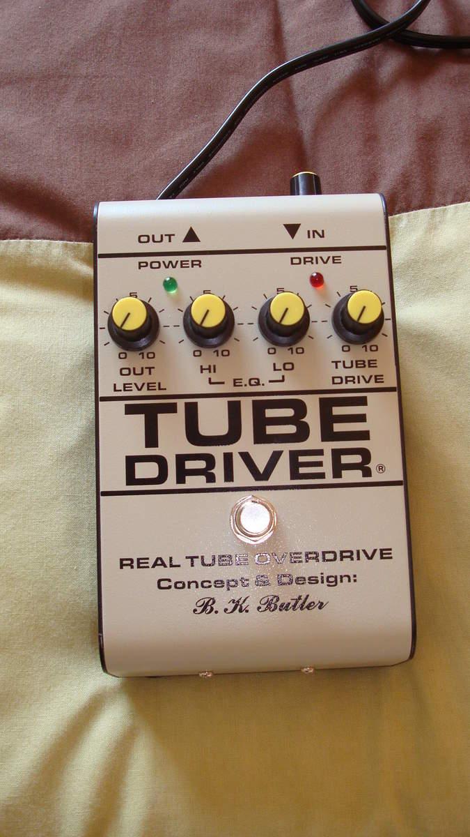 BK Butler Tube Driver image (#180875) - Audiofanzine
