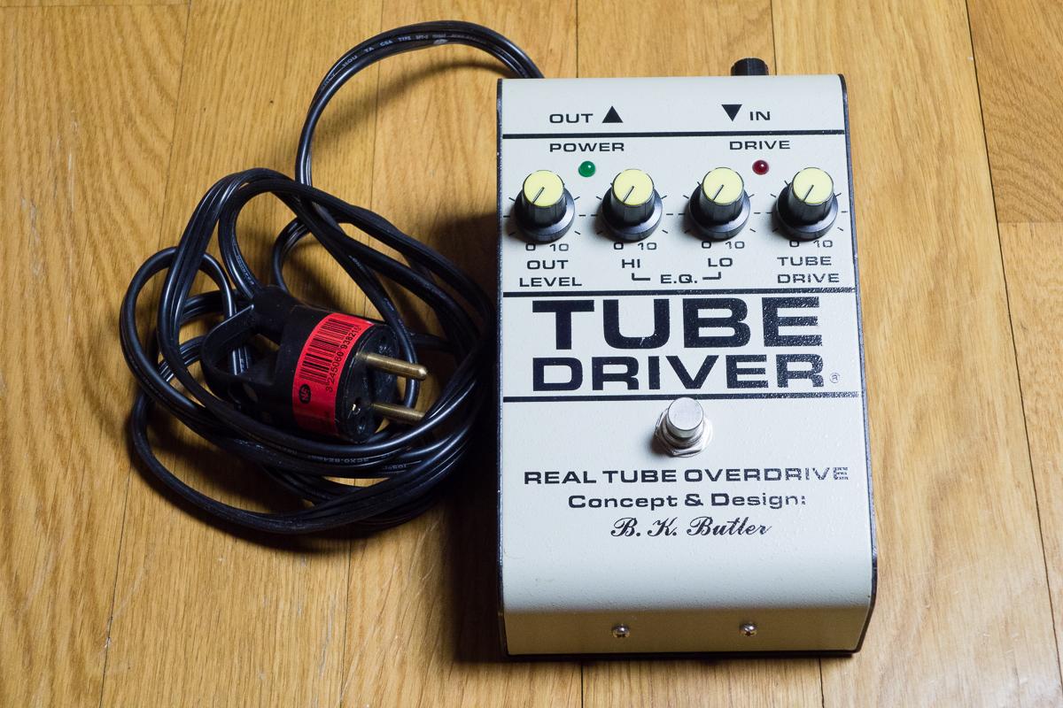 BK Butler Tube Driver image (#1828822) - Audiofanzine