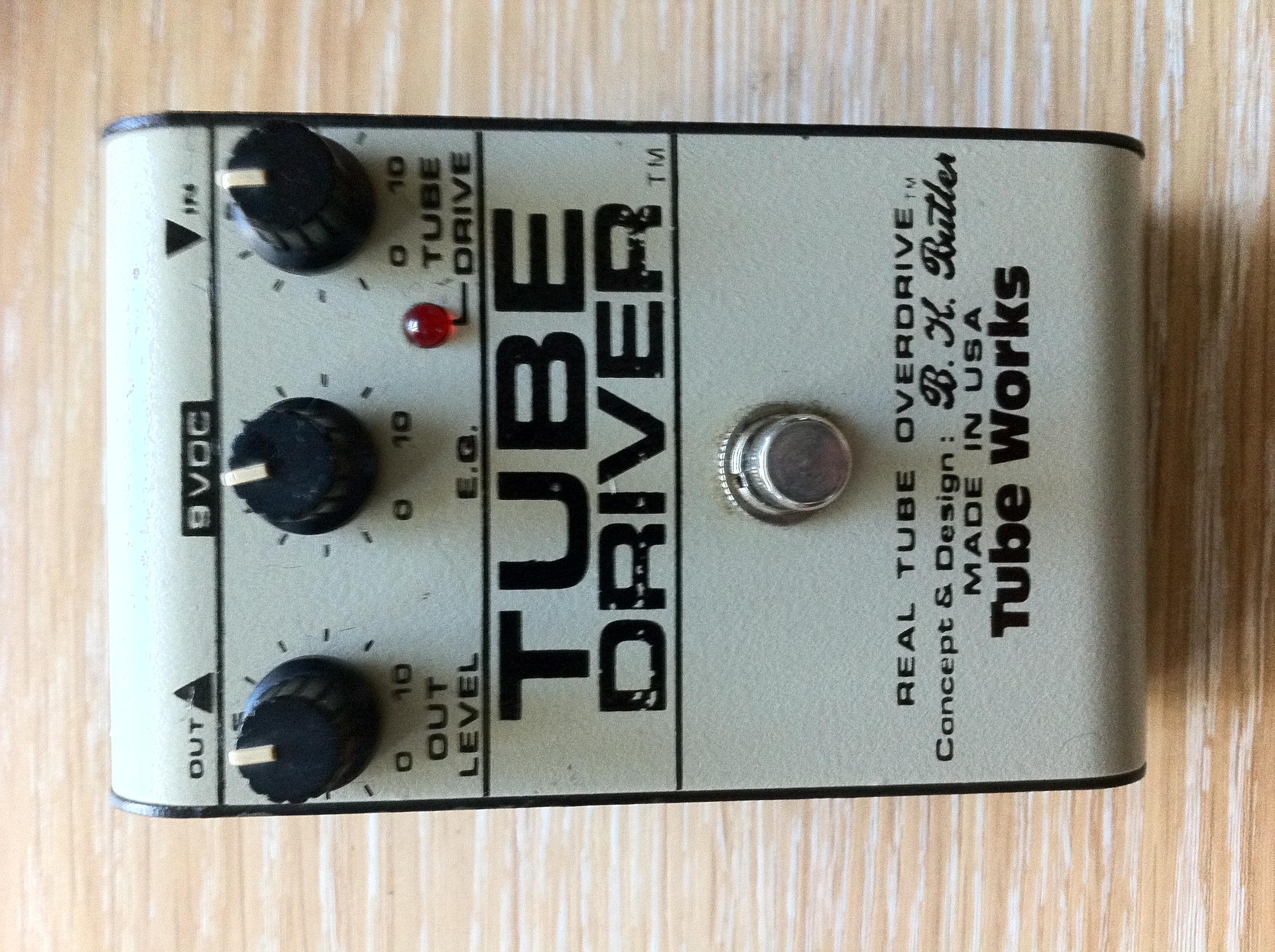 BK Butler Tube Driver image (#338103) - Audiofanzine