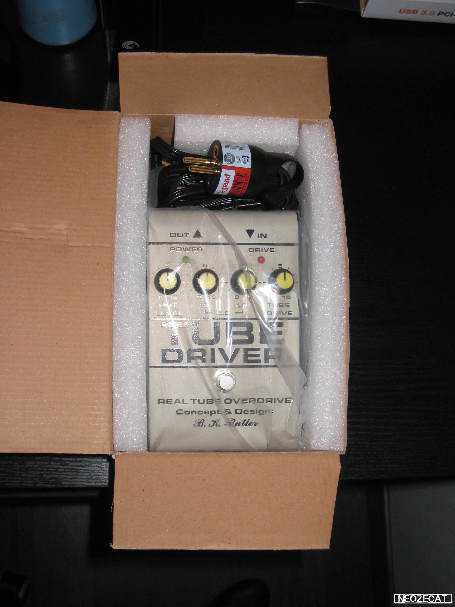 BK Butler Tube Driver image (#463118) - Audiofanzine