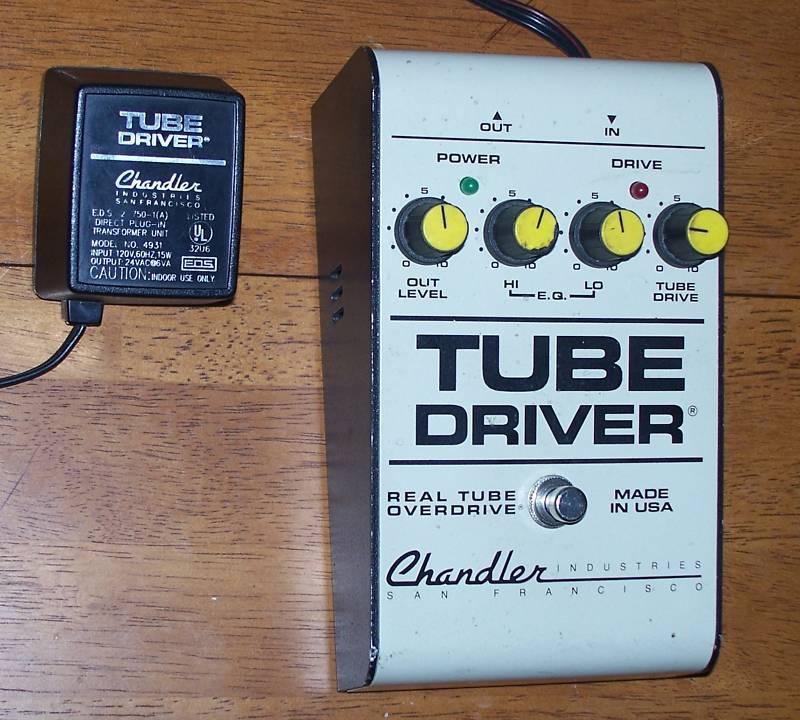 BK Butler Tube Driver image (#473532) - Audiofanzine