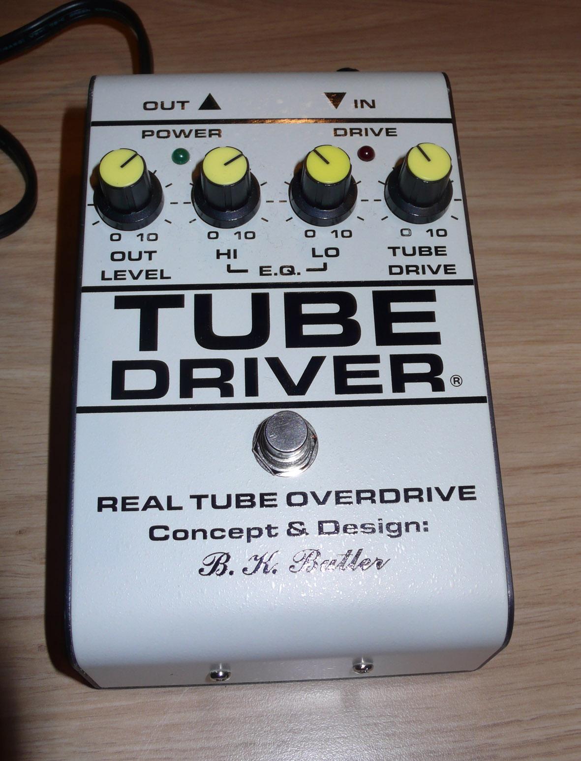 BK Butler Tube Driver image (#560414) - Audiofanzine