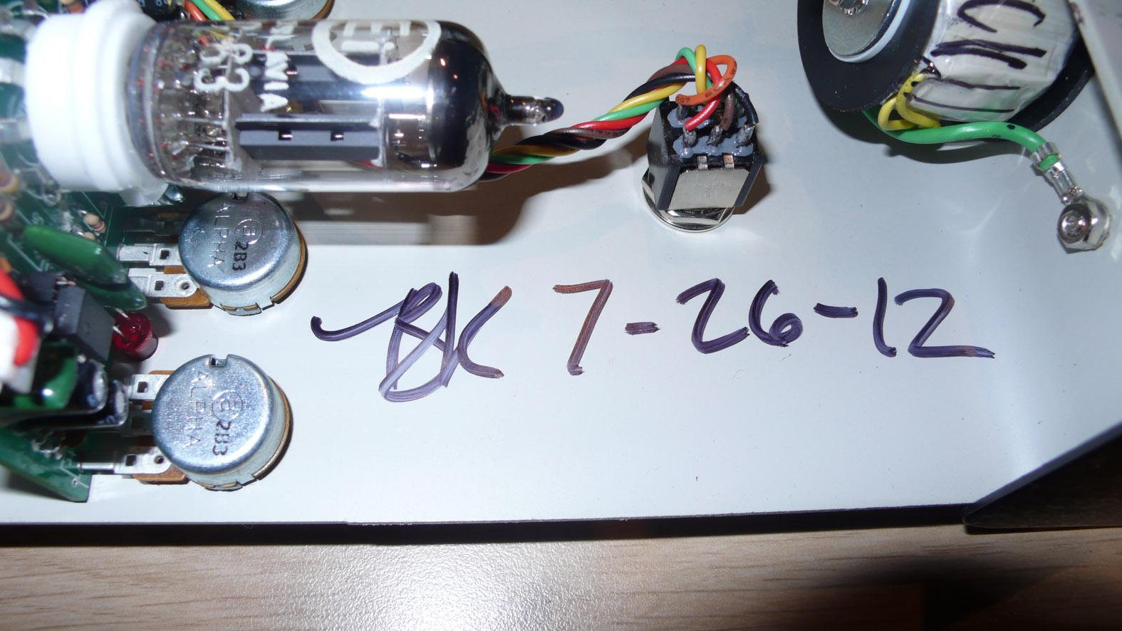 BK Butler Tube Driver image (#560421) - Audiofanzine