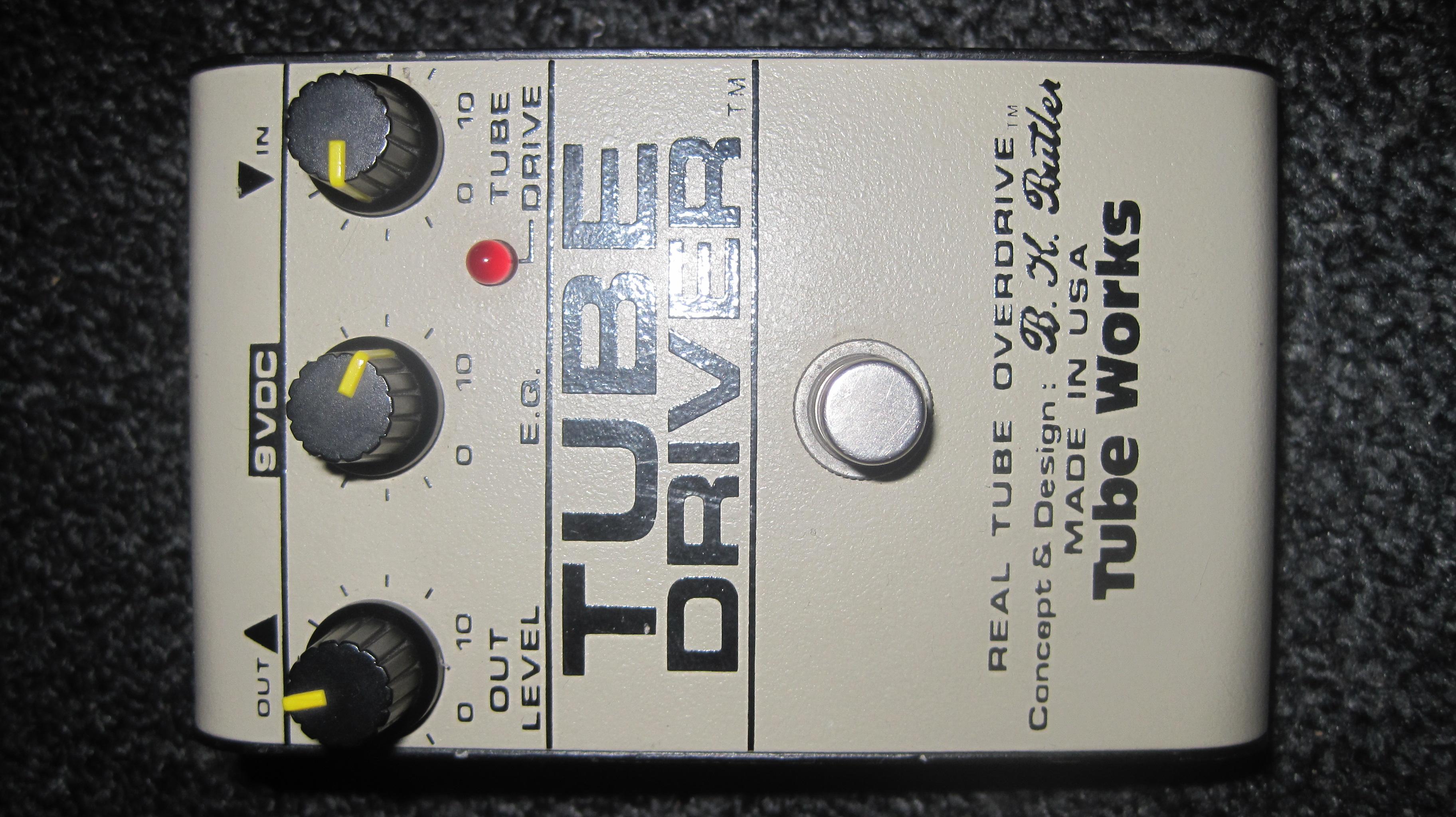 BK Butler Tube Driver image (#616240) - Audiofanzine