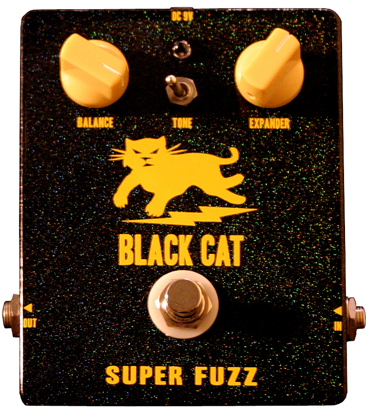 Black Cat Pedals Superfuzz