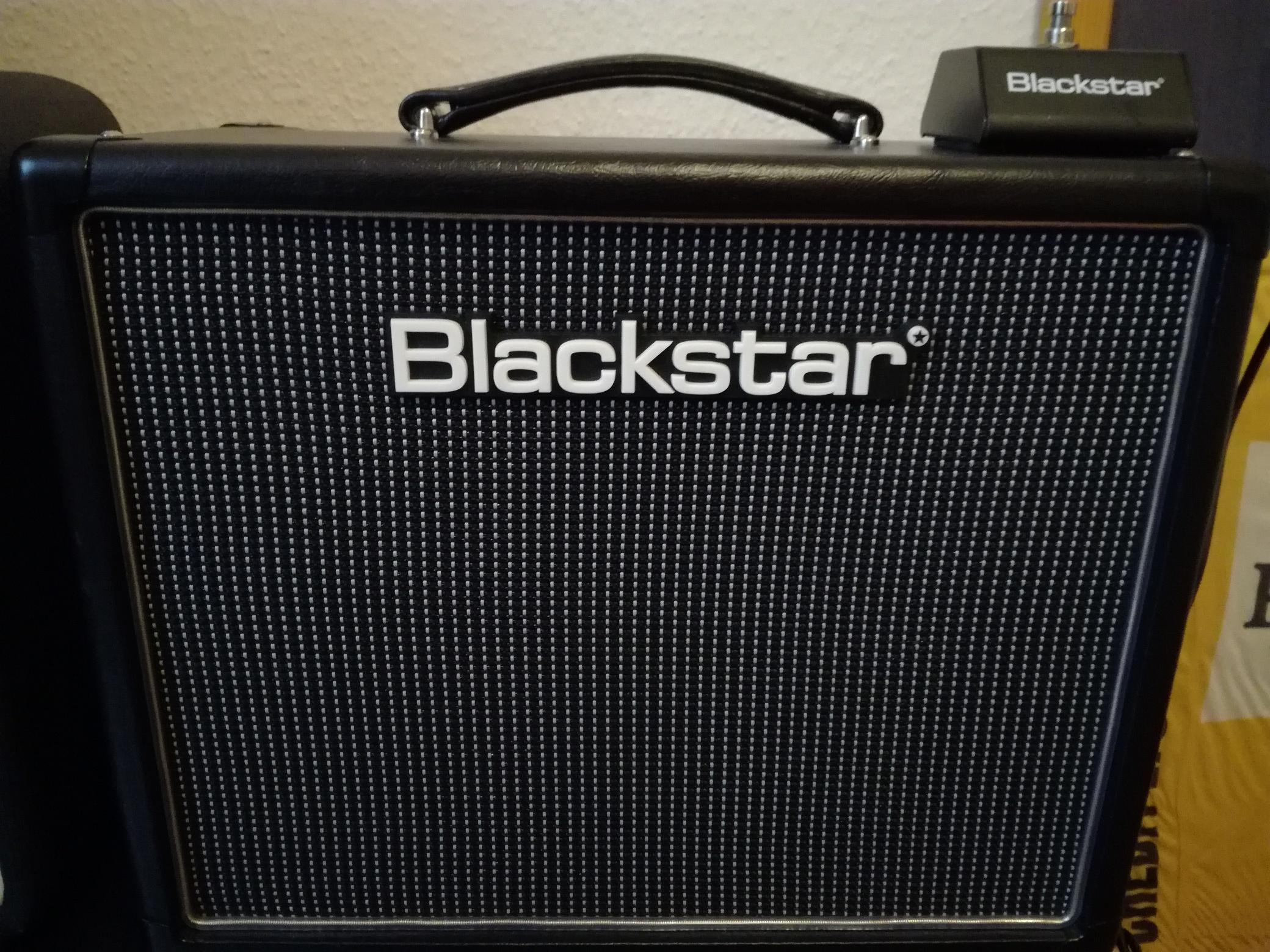blackstar amplification ht 5r image 2025910 audiofanzine. Black Bedroom Furniture Sets. Home Design Ideas
