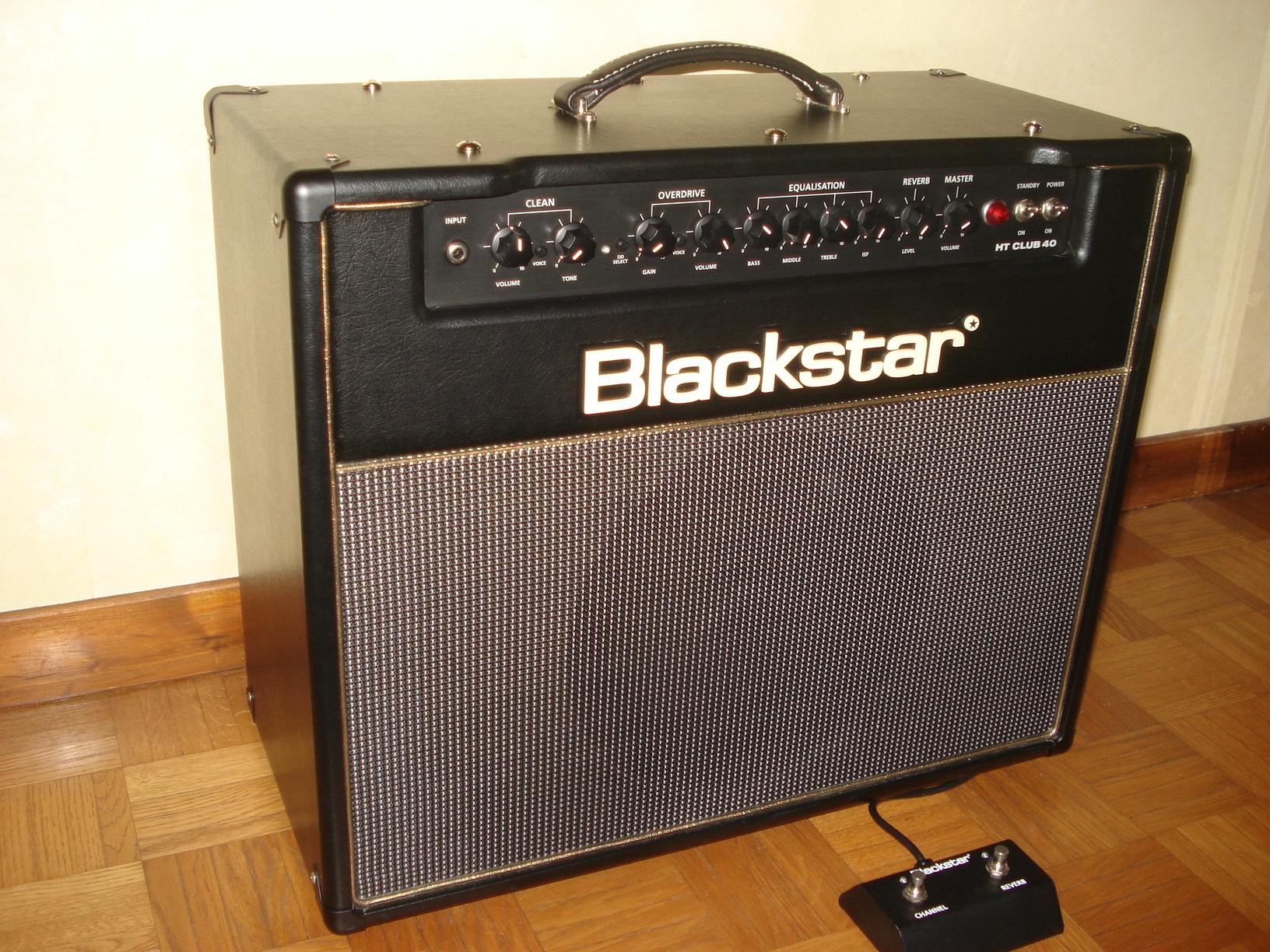 blackstar amplification ht club 40 image 1543279 audiofanzine. Black Bedroom Furniture Sets. Home Design Ideas