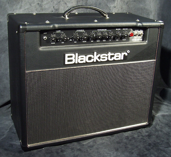 blackstar amplification ht club 40 image 397135 audiofanzine. Black Bedroom Furniture Sets. Home Design Ideas