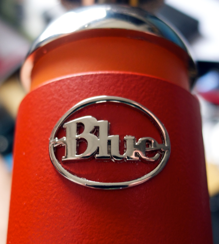 Blue Microphones Spark Review : The Mic that Sparks Interest