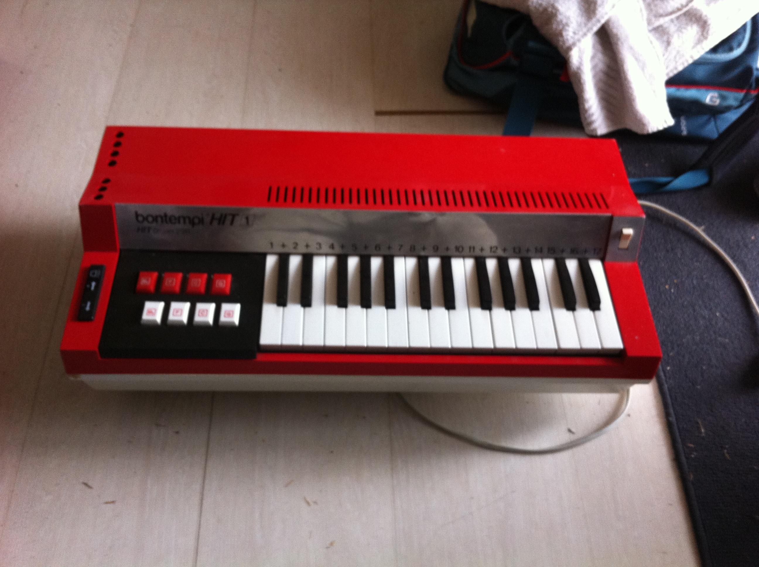 bontempi hit organ  octaves image ()  audiofanzine - bontempi hit organ  octaves cyferr images