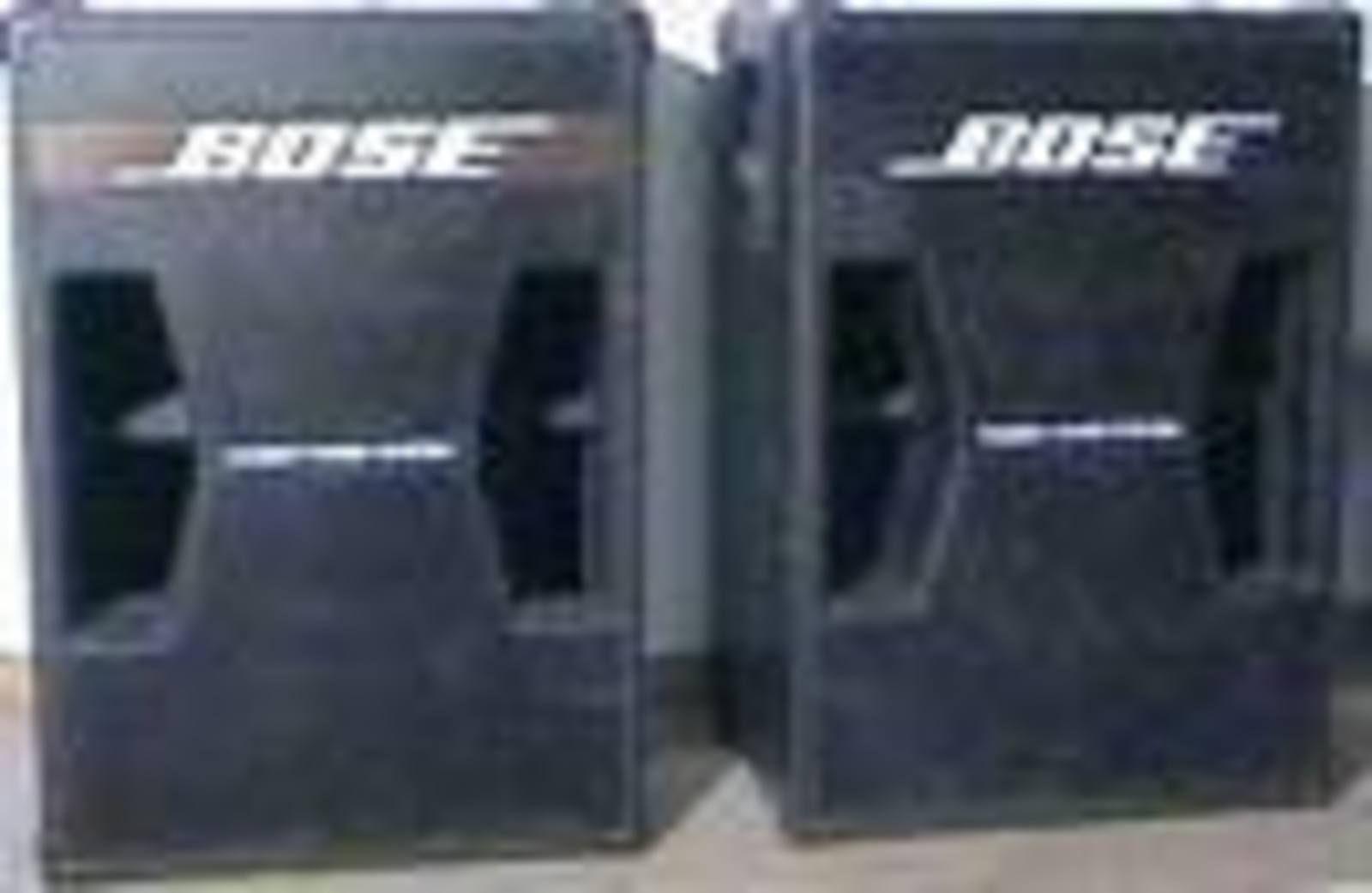 photo bose 302 bose caisson de bass 302 14699 audiofanzine. Black Bedroom Furniture Sets. Home Design Ideas