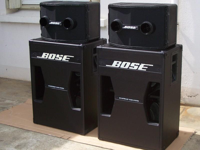 Bose 302 Image 68269 Audiofanzine