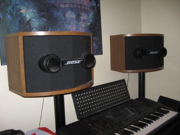 photo bose 802 series ii bose 802 series ii 52081 614386 audiofanzine. Black Bedroom Furniture Sets. Home Design Ideas