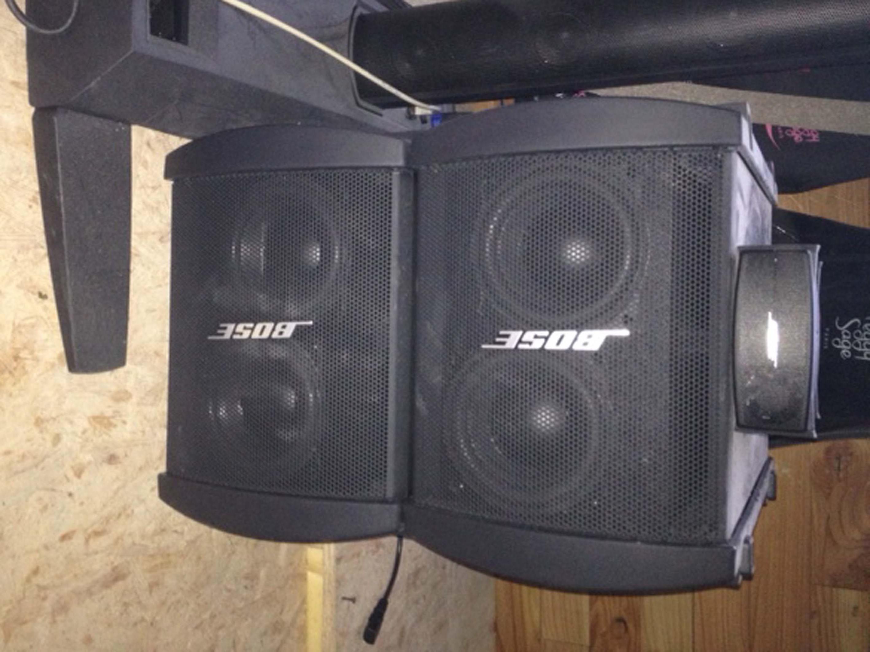 bose ampli pack lite a1 image 834063 audiofanzine. Black Bedroom Furniture Sets. Home Design Ideas