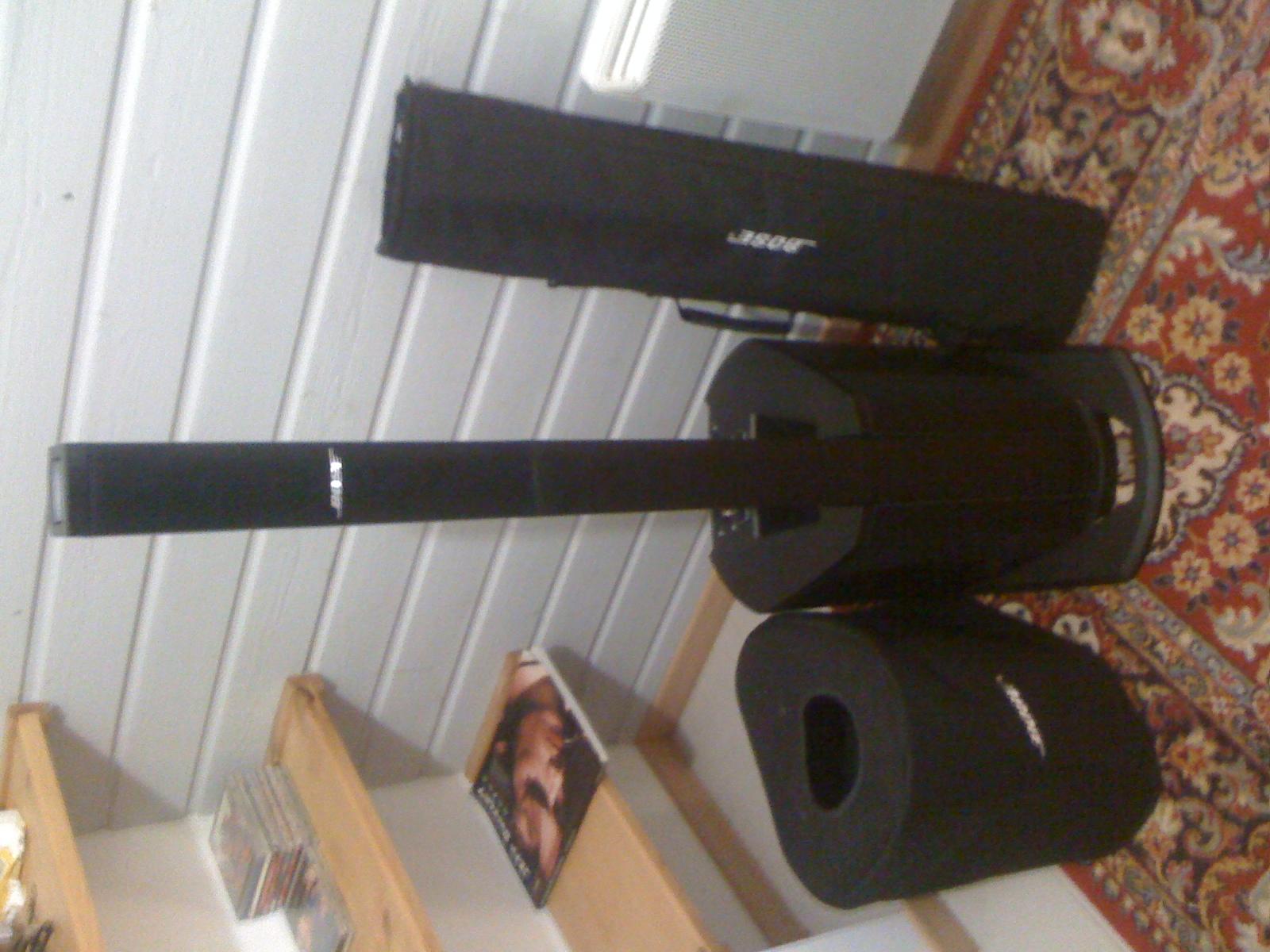 photo bose l1 compact bose l1 compact portable 479707 audiofanzine. Black Bedroom Furniture Sets. Home Design Ideas
