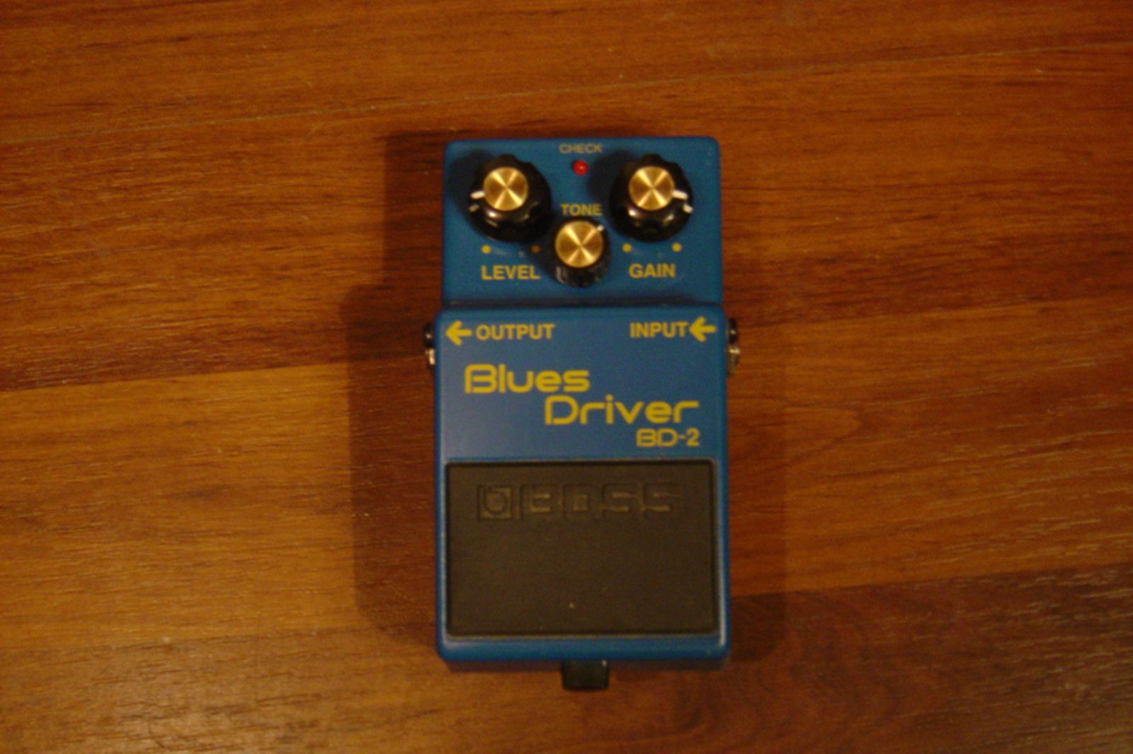 The perfect Tone For Blues