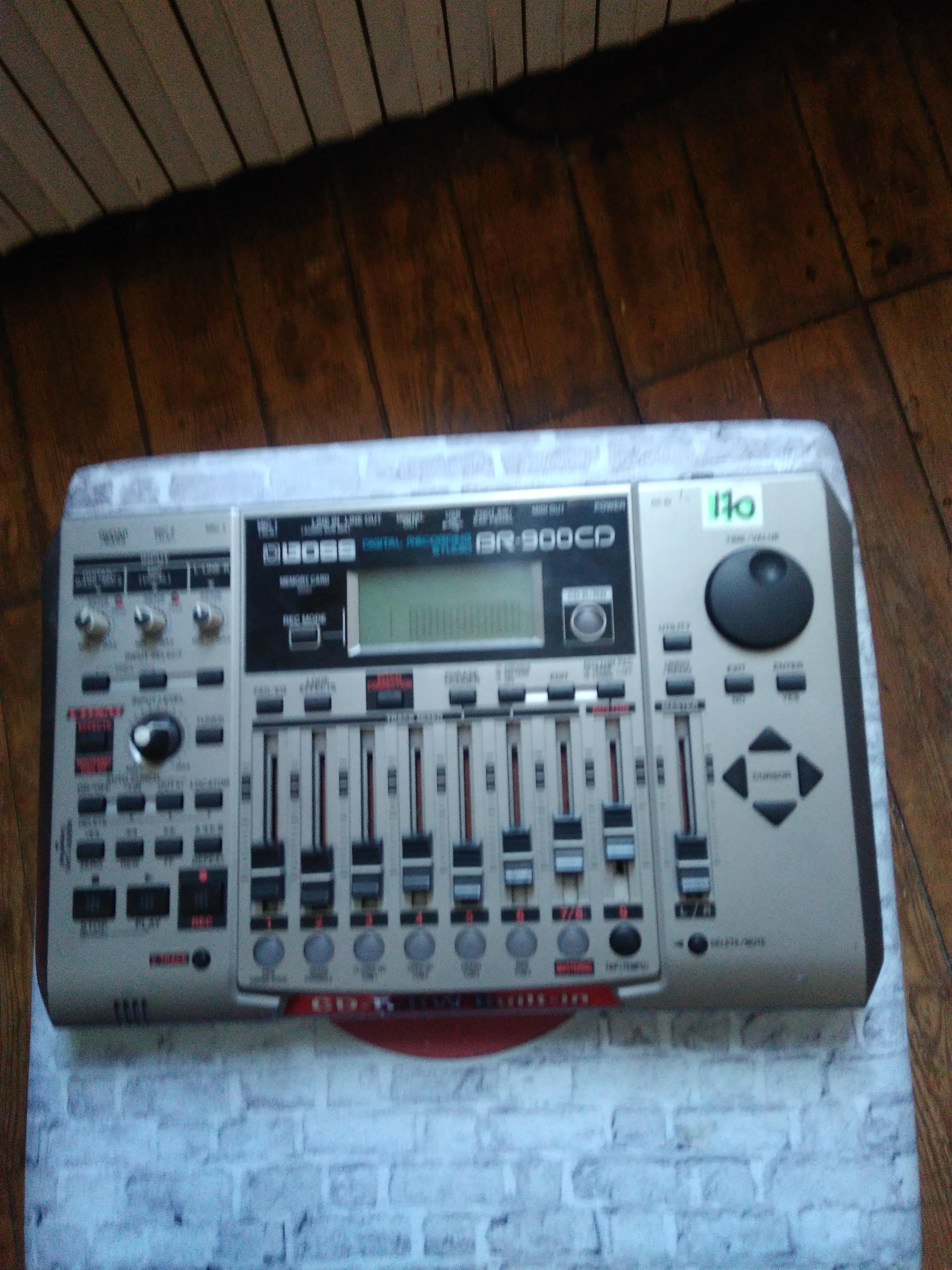 boss digital studio br 532 manual