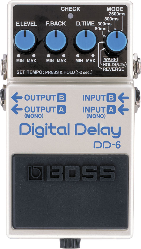 boss digital delay dd 3 manual