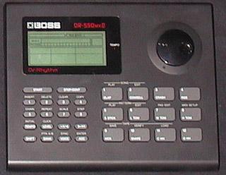 boss dr 670 drum machine manual