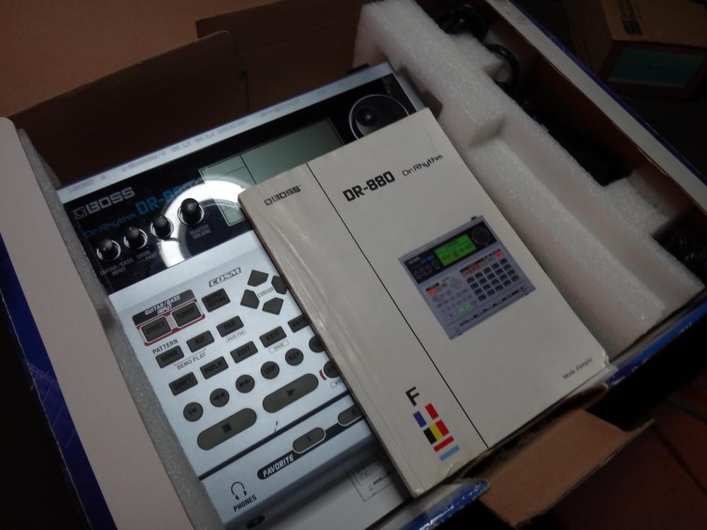 dr rhythm dr 880 rhythm machine