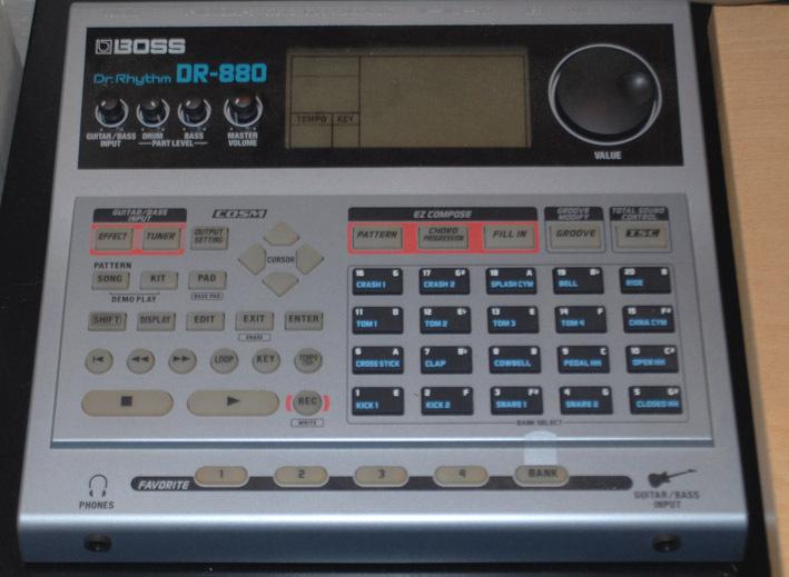 Boss Dr 880 : boss dr 880 dr rhythm image 163473 audiofanzine ~ Vivirlamusica.com Haus und Dekorationen