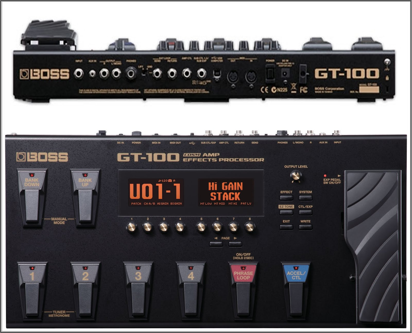 BOSS - The Ultimate Guide to GT-1000