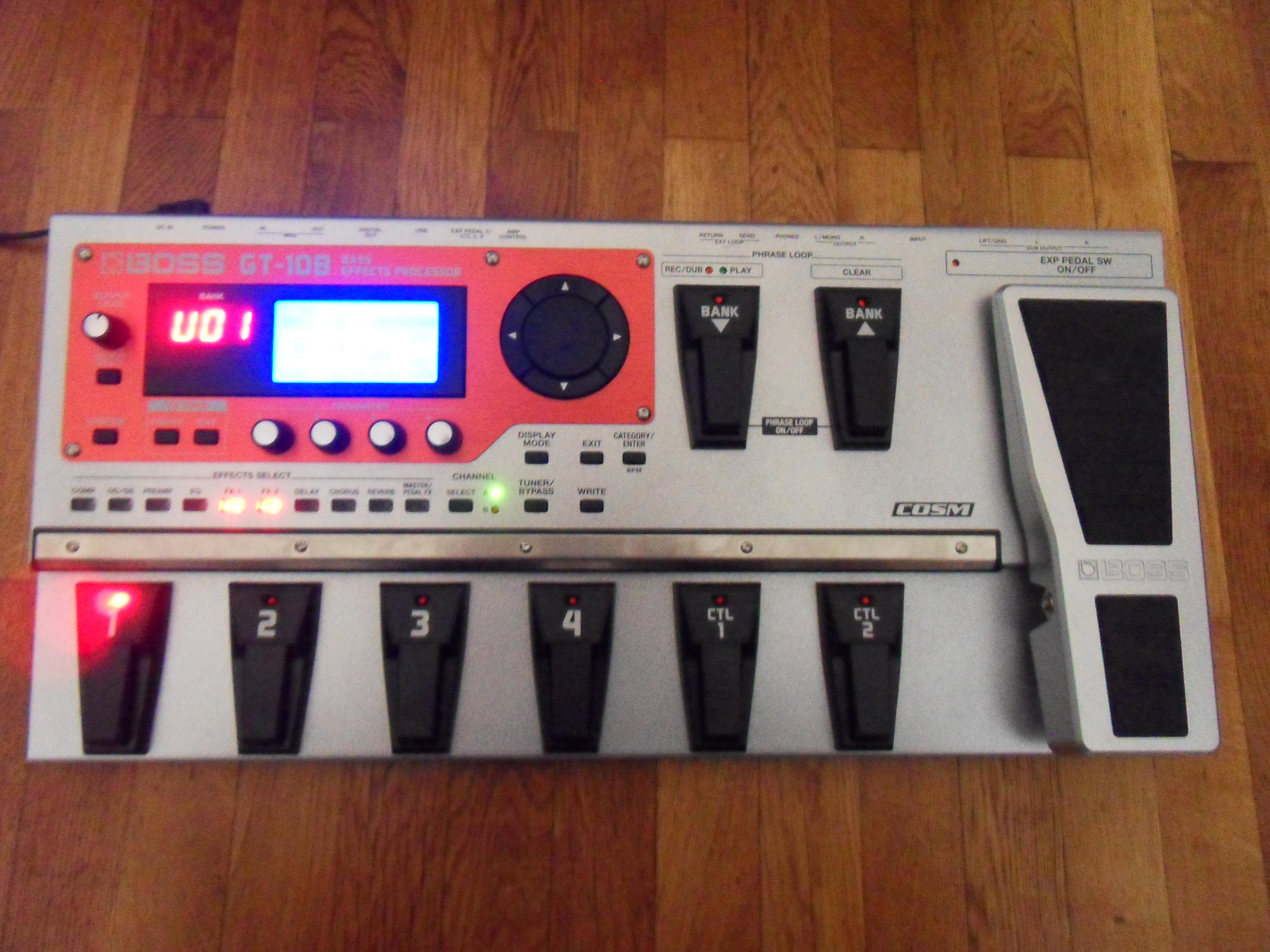 boss gt 10b image 599476 audiofanzine rh en audiofanzine com gt-10b manual pdf gt-10b manual