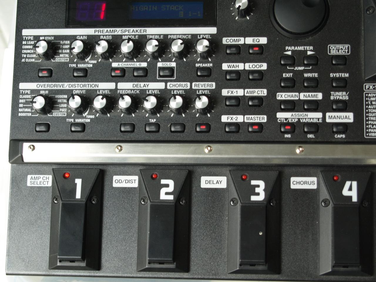 boss gt 8 image 391573 audiofanzine rh en audiofanzine com boss gt 8 manual mode boss gt 8 user guide