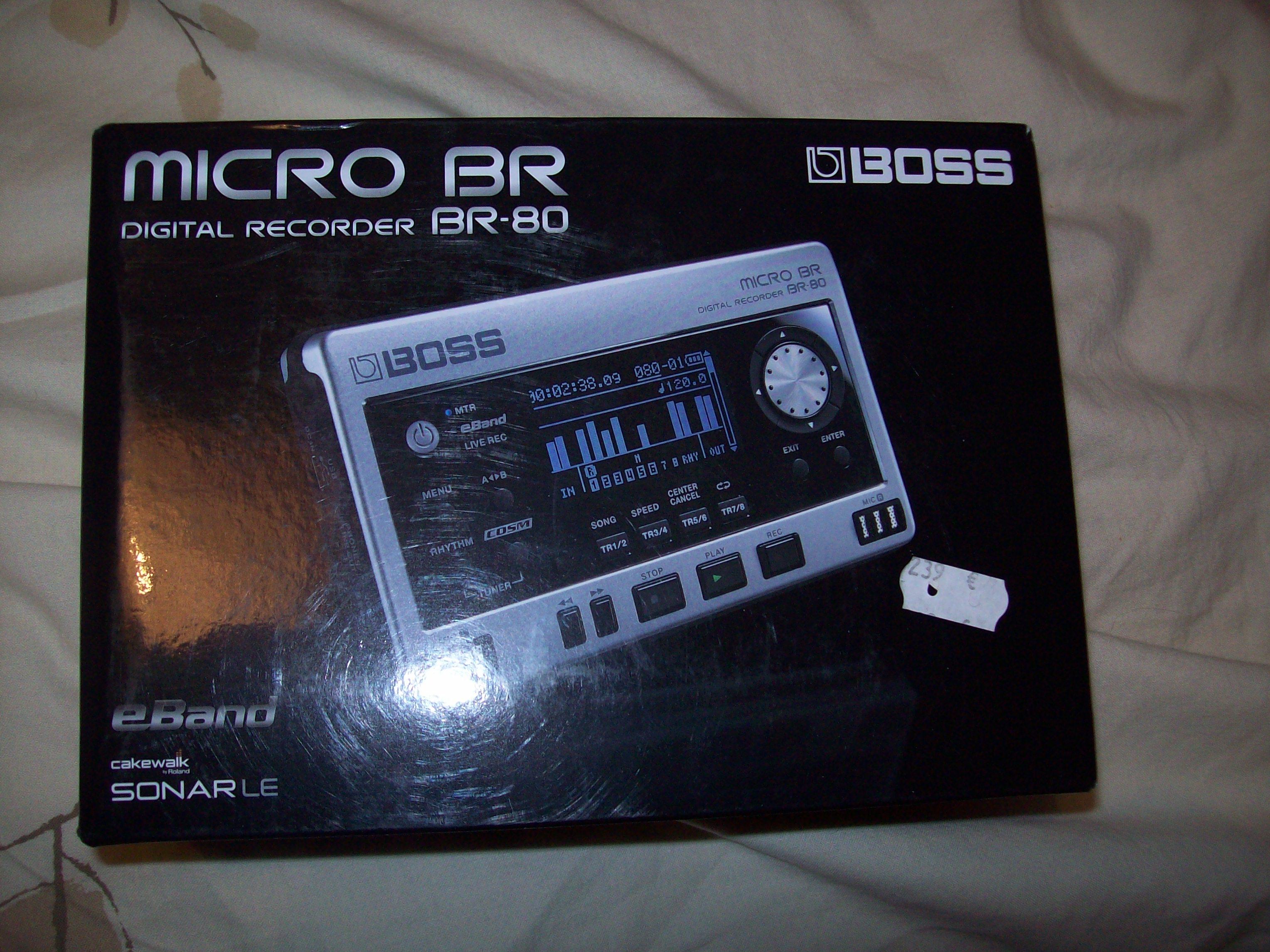 Boss Micro Br 80 Manual pdf