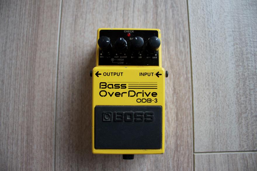 boss odb 3 bass overdrive image 405583 audiofanzine. Black Bedroom Furniture Sets. Home Design Ideas