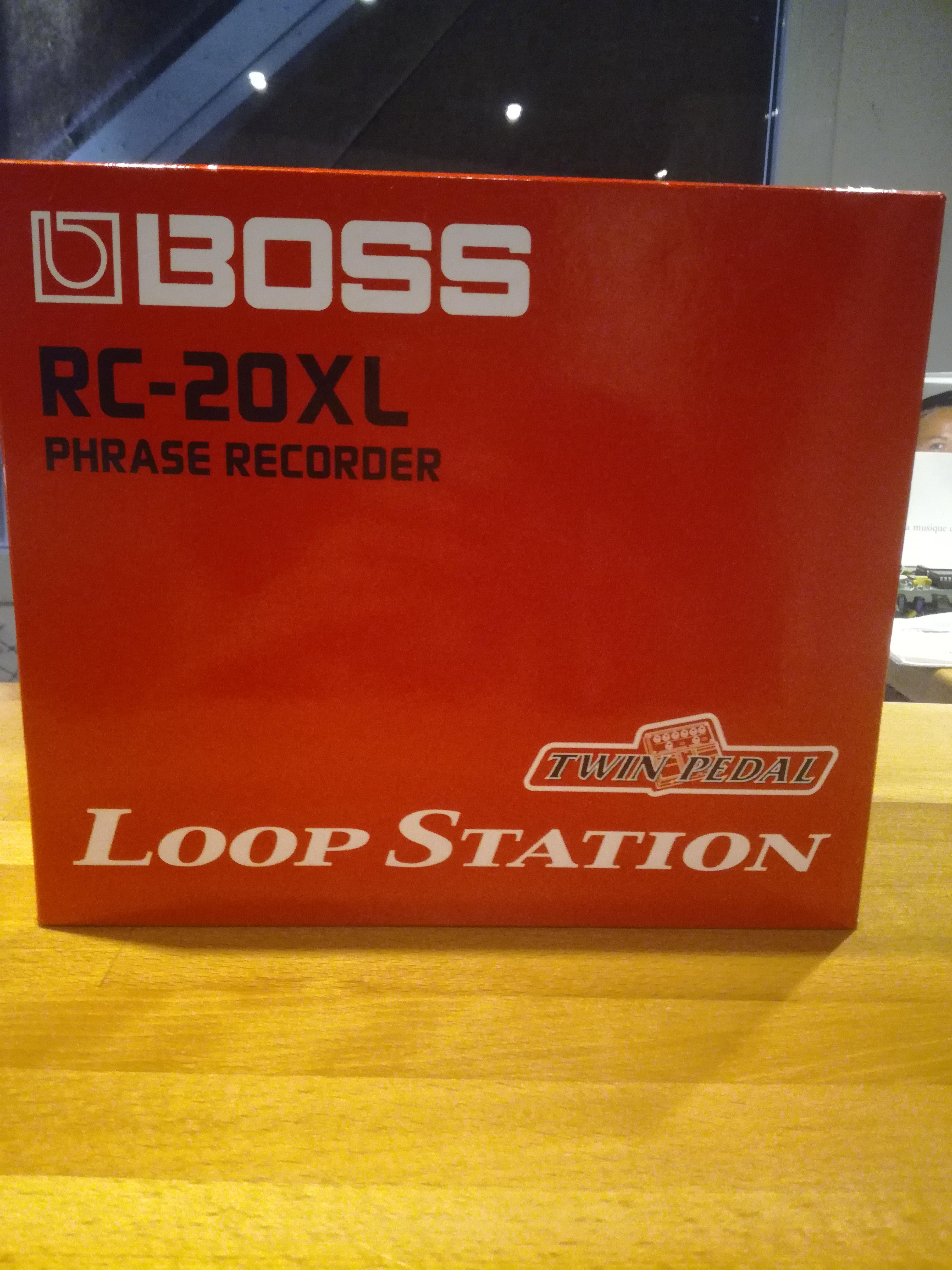 boss loop station rc 2 manual pdf